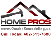 Quality Omaha remodeling contractor, specializing in kitchen and bathroom remodels.